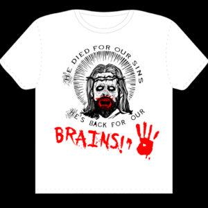 zombie_jesus-tshirt-black